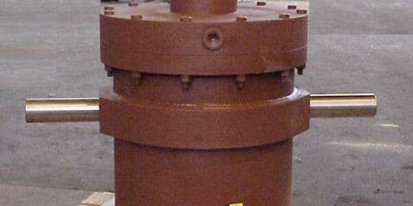 Mill Cylinder