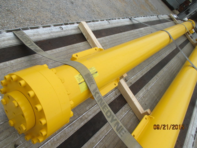 Large Bore Cylinders